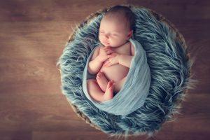 gesundes Baby sanfte IVF