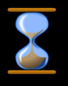 Eieruhr und Zeit