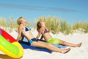 Sonnenschutz Vitamin D