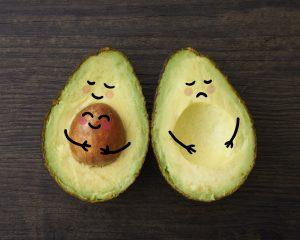Avocado für die Fruchtbarkeit